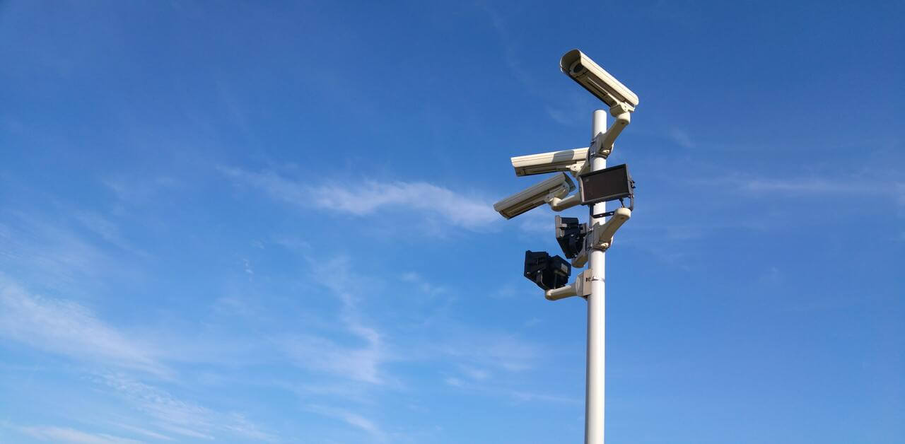 How do Security Cameras work at Night?